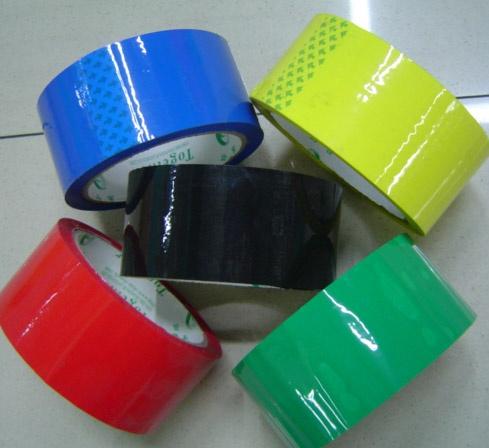 彩色封箱胶带