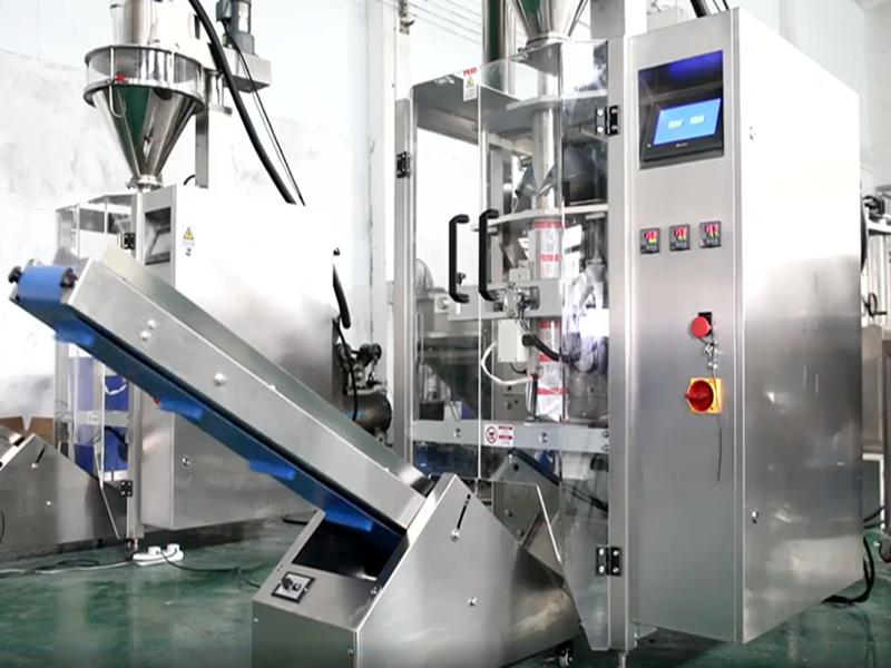 全自动上料粉剂包装机